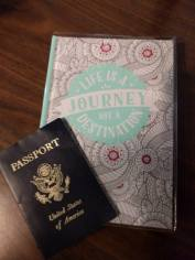 journal and passport
