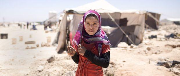 samaritan refugees